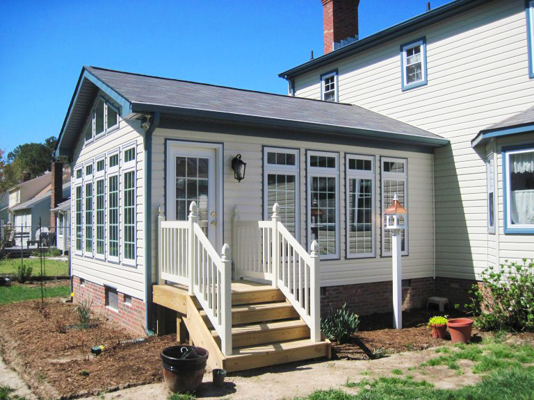 Wyatt Homes Sun Rooms Additions Hampton Roads Va