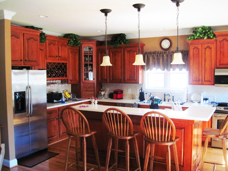 New Home Builders Hampton Roads VA Remodeling Williamsburg VA - Kitchen remodeling williamsburg va